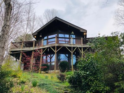 Photo for 3BR House Vacation Rental in Lake Lure, North Carolina