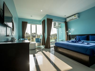 Photo for D deluxe double room with balcony