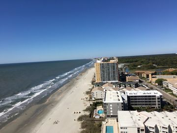 Amazing 21st Floor Fully Updated Unit with Ocean Front Views