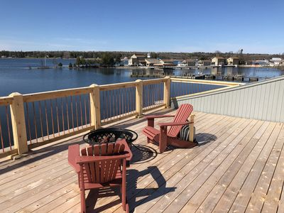 Photo for On Cedarville Bay 3 Bed/2 Bath Nautical Paradise