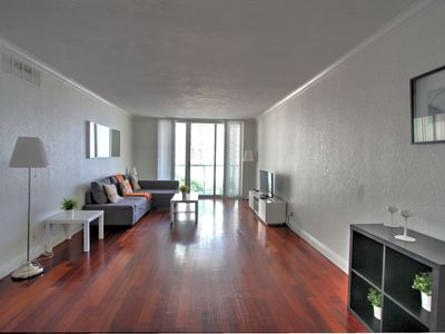 Photo for Hollywood Condo 2BD w/Ocean View