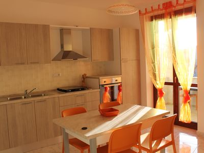 Photo for 2BR Apartment Vacation Rental in Porto Torres, Sardegna