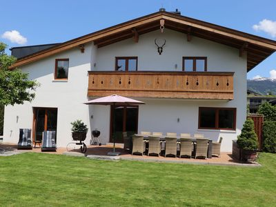 Photo for Spacious Chalet with Garden in Salzburg