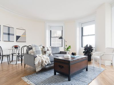 Photo for Contemporary 1BR in Downtown Crossing by Sonder