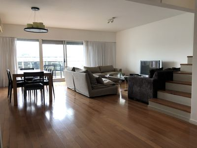 Photo for SUPER LUXURY DUPLEX IN FRONT OF THE RIVER -20% OFF