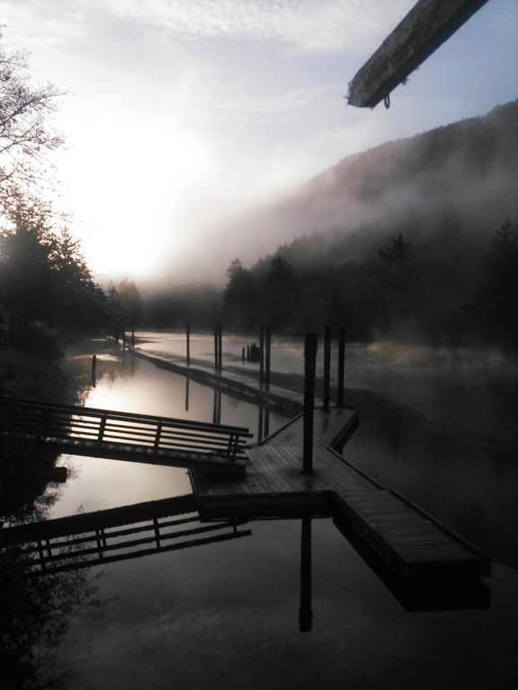 Siletz river retreat minutes from beach homeaway for Siletz river fishing report