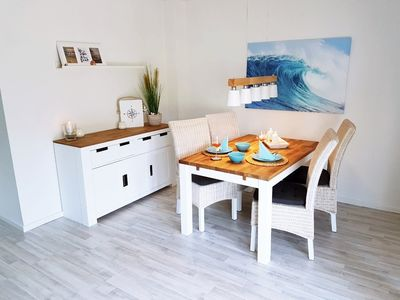 Photo for WELLENREITER - the appartement ... maritime & fresh!