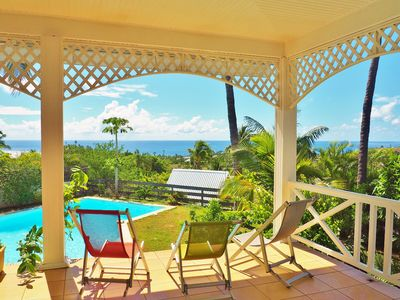 Photo for * SUMMERTIME VILLA * - pool and ocean view