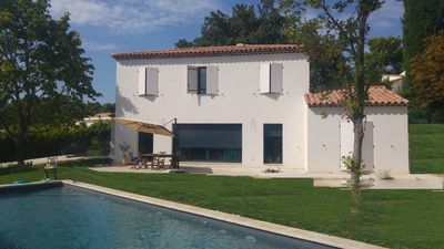 Photo for PROVENÇAL MAS CONTEMPORARY WITH SUPER POOL