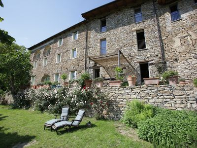 Photo for 5BR House Vacation Rental in mombarcaro, Piemonte