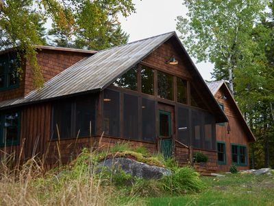 Photo for Gorgeous Location on the Eastern Shore of Mooselookmeguntic Lake