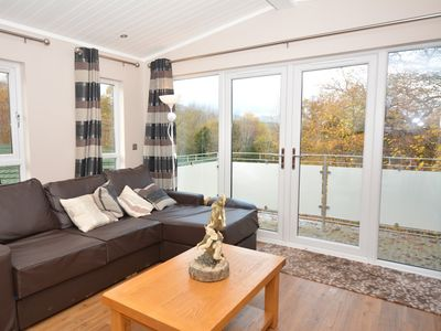 Photo for 2 bedroom Log Cabin in Coniston Water - 47894