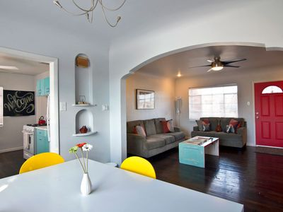 Photo for Beautiful fully remodeled 1950's Vintage Home :)
