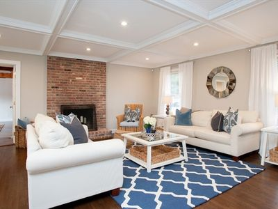 Photo for Newly Renovated Family Water Mill Home W/ Pool And Guest Wing