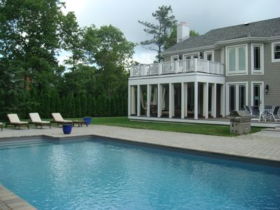 Photo for Wainscott Luxury with Heated Pool & Hot Tub - RR #18-1242