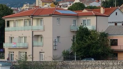 Photo for 1BR Apartment Vacation Rental in Novi Vinodolski, Kvarner Bucht