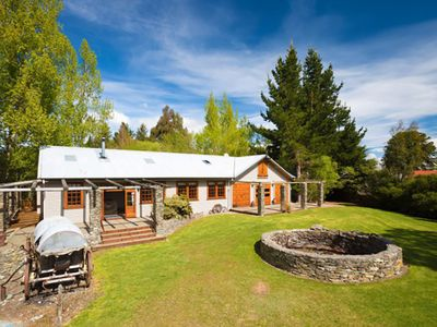 Photo for Rural retreat 45mins from Queenstown and Remarkables Ski Field