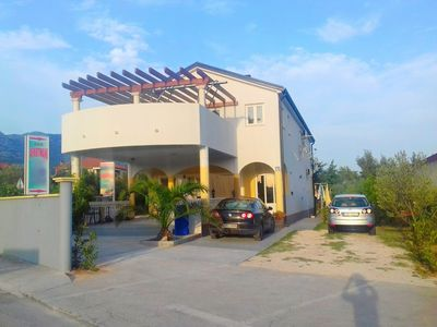 Photo for 1BR Apartment Vacation Rental in Seline, Zadar riviera
