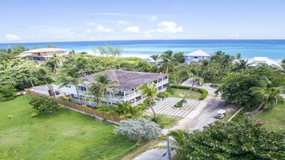 Photo for Stonesthrow: A Beautiful Five-Bedroom Home Just Steps From Beach