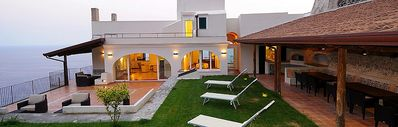 Photo for 12 bedroom Villa, sleeps 24 with Air Con, FREE WiFi and Walk to Beach & Shops