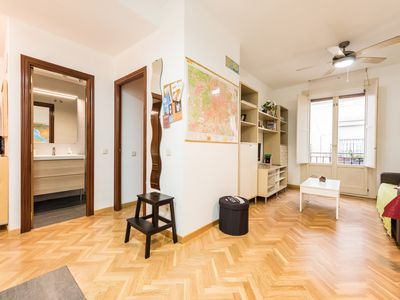 Photo for Modern apartment located in a historic building. WIFI
