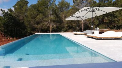 Photo for House with Pool L'Annexe. (Privé Lounge) Ibiza.
