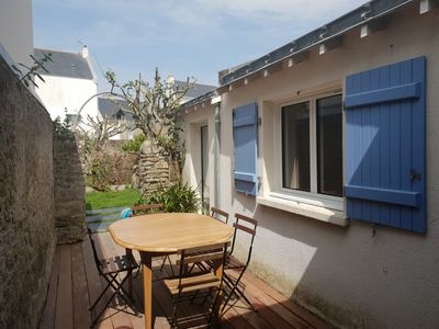 Photo for Piriac-sur-mer charming village house, 80m from the beach