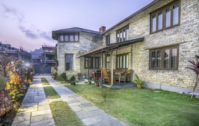 Photo for A traditional home converted into modern B&B, your family home in Pokhara