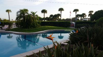 Photo for REMODELED CONDO ON 1ST FLOOR AT BEACH & POOLSIDE