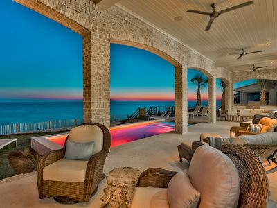 Photo for Private Beach Access! 408 Blue Mountain Road-Gulf Front-By Royal Destinations