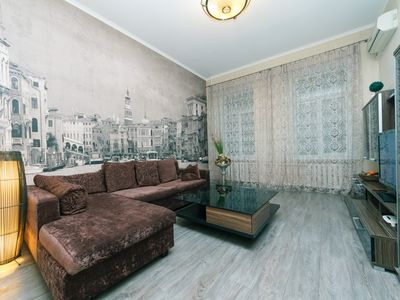 Photo for Two bedrooms. 32b. V.Vasylkivska. Centre of Kiev - Two Bedroom Apartment, Sleeps 5