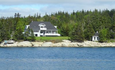Photo for Spectacular Oceanfront Retreat near  Hubbards, Nova Scotia