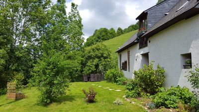 "Photo for Cottage ""La maison de Pascaline"" Summer or winter, happiness will be there"