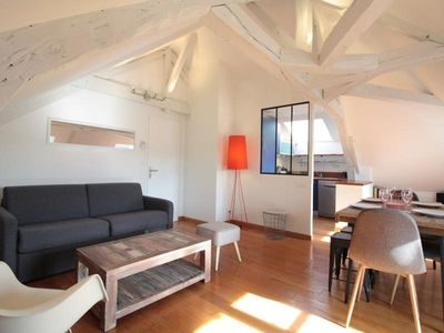 Photo for Apartment Vannes, 1 bedroom, 4 persons