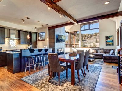 Photo for Stunning Mountain Home! Downtown!