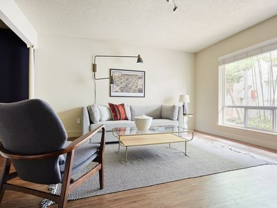 Photo for Cozy 1BR at The Galleria by Sonder