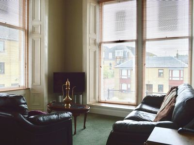 Photo for Period Flat With Parking & Arthurs Seat Views