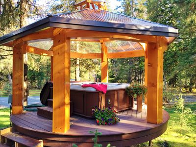 Photo for Carriage House - Tecumseh's Cozy Stall/Cottage with Hot Tub