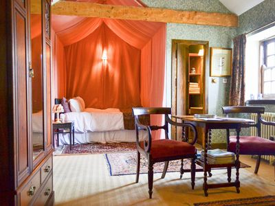 Photo for Buittle Castle- a 'Country House Experience' in a Historic Scottish Royal Castle