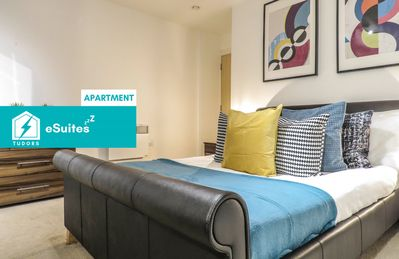 Photo for Tudors eSuites spacious and carefully designed 2 Bedroom apartment with free parking