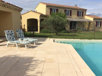Photo for Provencal Bastide with a pool, amazing view, quality furnishings