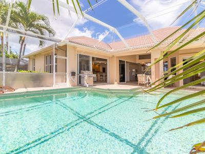 Photo for Immaculate 3 Bed 3 Bath Cape Coral Waterfront Home