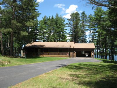Photo for Musky Shores overlooks Big St. Germain Lake