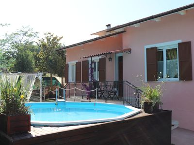 Photo for Villino Maria with pool and hot tub, for 14 people, near the ma
