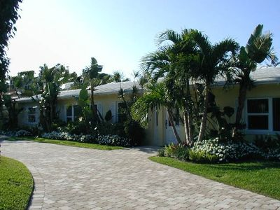 Beautifully remodeled beach house, just steps from best beach on the island.