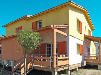 Photo for Apartment Résidence La Grenadine  in Marseillan - Plage, Languedoc - Roussillon - 6 persons, 2 bedrooms