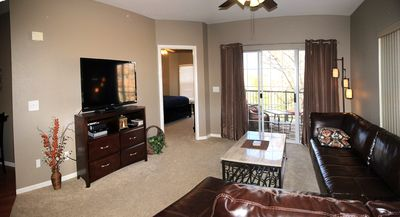 Photo for You're Always at  Home Away From Home At Holiday Hills Golf Resort Condo-No Stai