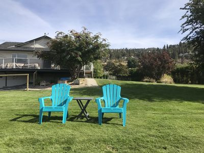 Photo for Sandbluff Ranch: 2 acres in Penticton, Amazing 360 Views, 5 mins from everything
