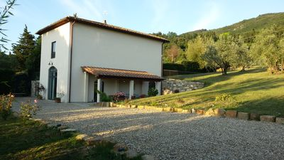 Photo for Country house restored preserving the Tuscan features