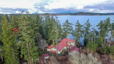 Photo for Waterfront Home with Beach Access! Close to Town! - (Alba Vista)